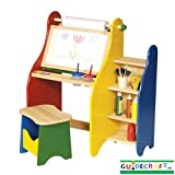 : Guidecraft Art Activity Desk