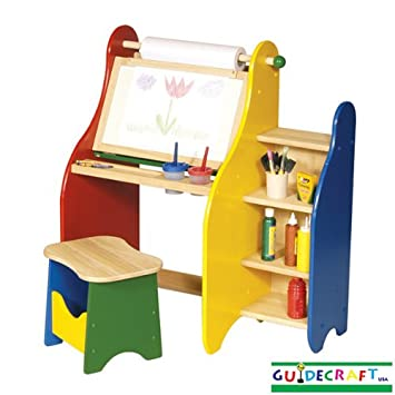 Guidecraft Art Activity Desk