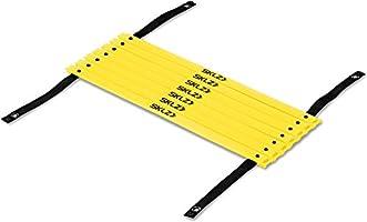 SKLZ Quick Ladder Pro 2 - Plataforma pliométrica para Fitness, Color Amarillo, Talla n/a: Amazon.es: Deportes y aire libre