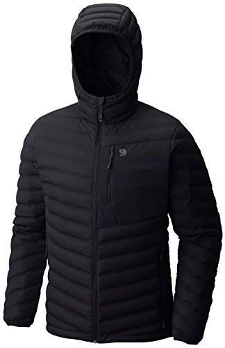Mountain Hardwear StretchDown Hooded Jacket - Men's