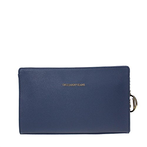 Blue Tu Femme Pochette Jeans Trussardi 75b494xx XukOZiP