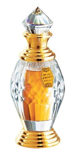 Rasasi Dhan Oudh Al Cambodi for Men and Women (Unisex) CPO - Concentrated Perfume Oil (Attar) 3 ML (0.1 oz) (Flacon Bottle)