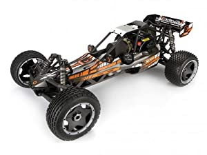 HPI RACING RTR Baja 5B Flux 1/5th SCALE BUGGY with 2.4GHz RADIO