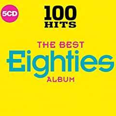 The Best Eighties Album contains the defining tracks of the decade features some of the biggest hits from artists including Belinda Carlisle, Kim Wilde, Bonnie Tyler, Toto, Adam & The Ants, KC & The Sunshine Band, The Bangles, Billy O...