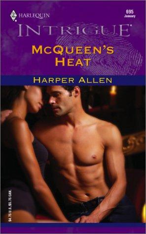 book cover of McQueen\'s Heat