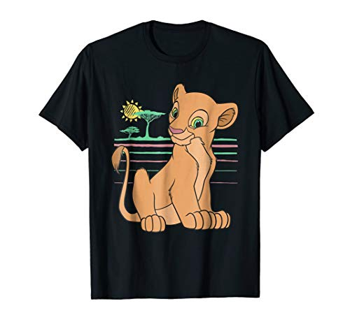- Disney The Lion King Young Nala 90s T-Shirt