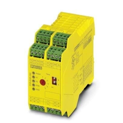 Safety Relays PSR-SCP-24UC/ESD CAT 3/4 3NO 2NO 1NC