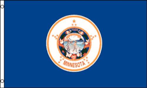 - Minnesota Flag 2x3ft Poly