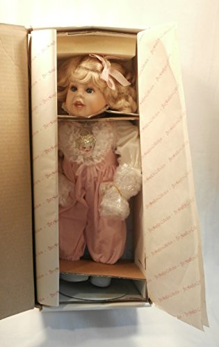 Hamilton Collection Lauren Porcelain Baby Doll (Hamilton Collection Dolls)