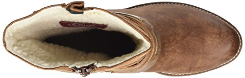 Donna 26343 muscat Marrone Stivali Comb oliver S x0qgawnZ0