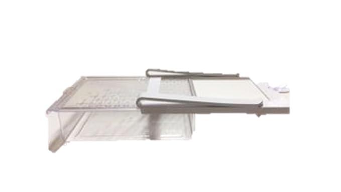 Kühlschrank Klemmschublade : Kühlschrank klemm schublade transparent cm
