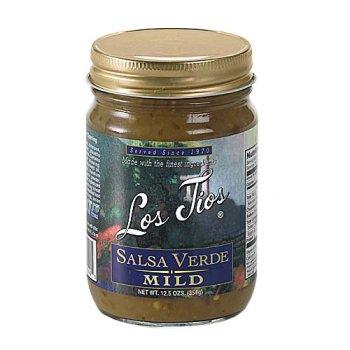 Los Tios Salsa Verde, 12-ounce