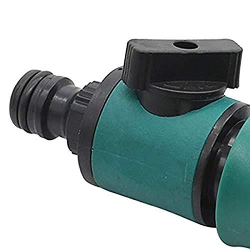 ALONGB Robinet en Plastique avec connecteur Rapide Adaptateur de Tuyau Commutateur Agriculture Arrosage de Jardin Prolonger Le Tuyau Raccords de tuyaux dirrigation