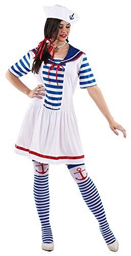 Disfraz de marinera para adulto: Amazon.es: Productos para mascotas