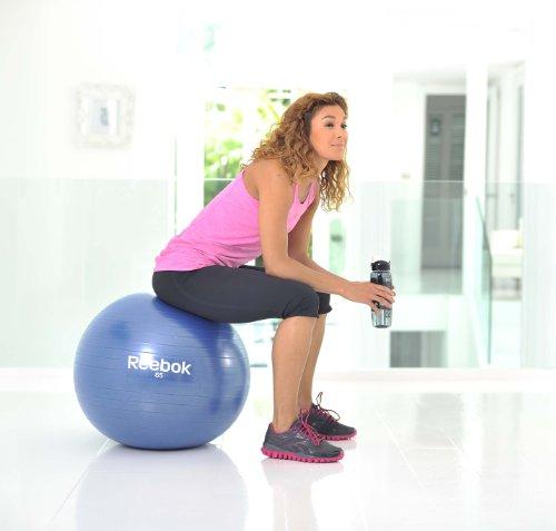 Reebok Gymnastikball 65cm Pelota para Fitness 23f3584dee0d