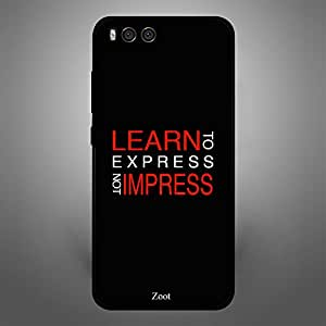 Xiaomi MI 6 Learn to Express not Impress