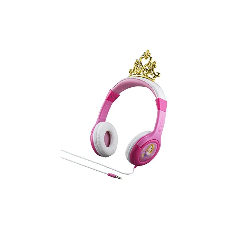 Disney Princess Kid Friendly Headphones