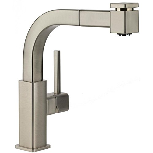 Elkay LKAV3042NK Avado Brushed Nickel Single Lever Pull-out Spray Bar Faucet