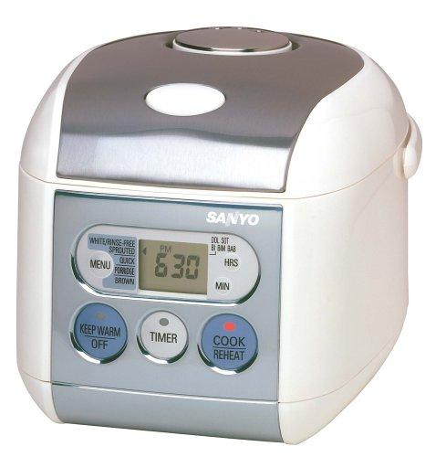 amazon com sanyo ecj e35s 3 5 cup micro computerized rice cooker rh amazon com sanyo rice cooker manual ecj-f50s sanyo rice cooker ecj-hc55s manual