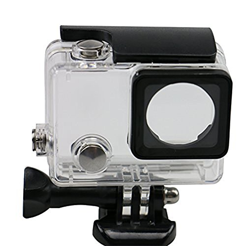 Waterproof Protective Housing Case for GoPro HERO4 Silver GoPro HERO4 BLACK GoPro Camera HERO3+