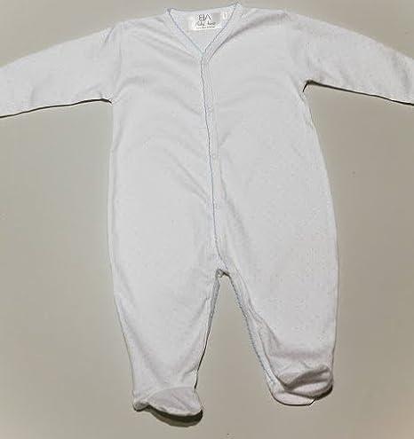 Bebé de Annie 100% de traje de con de algodón Pima con manchas de peluche