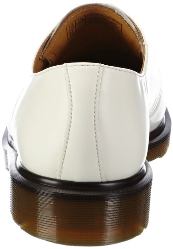 Dr. Martens 1461, Scarpe Stringate Basse Brogue Unisex – Adulto Bianco (Blanc Tr Sw206)