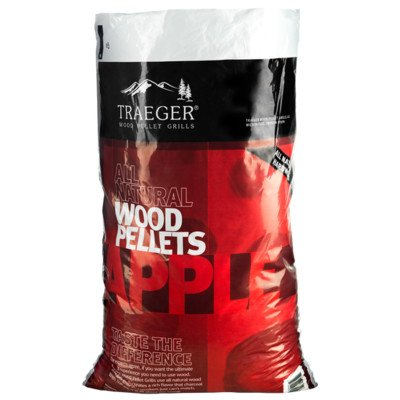 Traeger PEL318 Apple Pellets 20 pound Bag