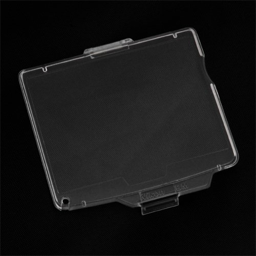 Fotodiox Clear LCD Cover Protector, Replacement for Nikon D300, D300s, D700 Camera (Replaces BM-9)