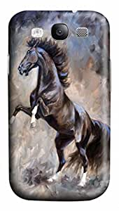 Cool Art Wild Thing Hard Plastic Back 3D Case Cover for Samsung Galaxy S3 I9300 (526 art) _626075