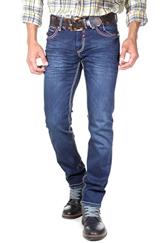 R-NEAL Jeans regular fit (blau)