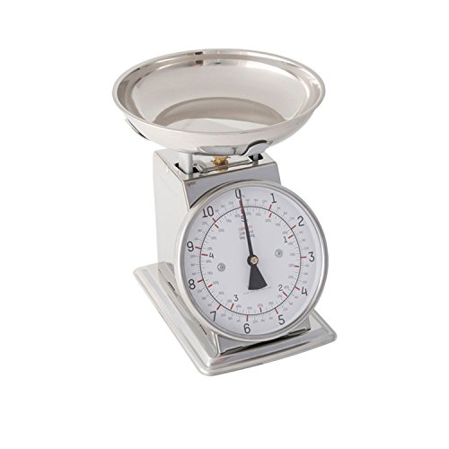 Mechanical Kitchen Scales With Weights