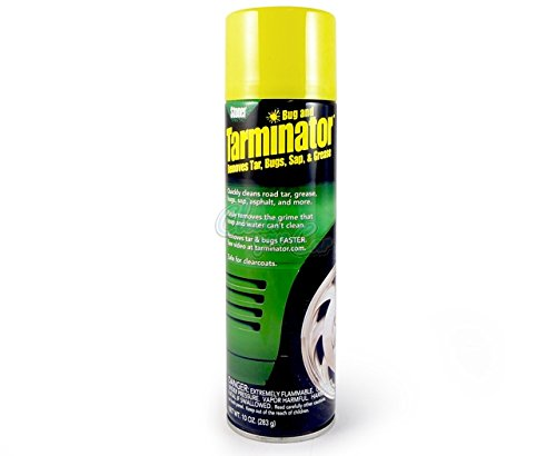 Stoner Car Care 91154 Tarminator Bug, Tar, Sap, and Grease Remover - 10-Ounce
