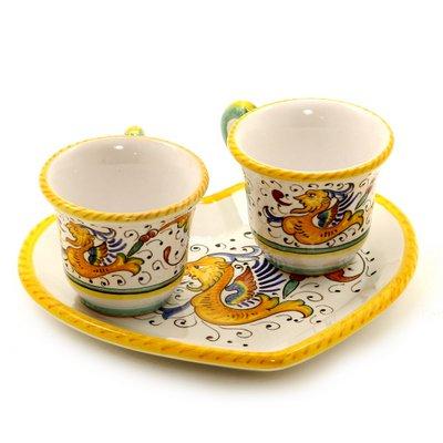 RAFFAELLESCO: Espresso 'Love Set' [#9505-RAF]