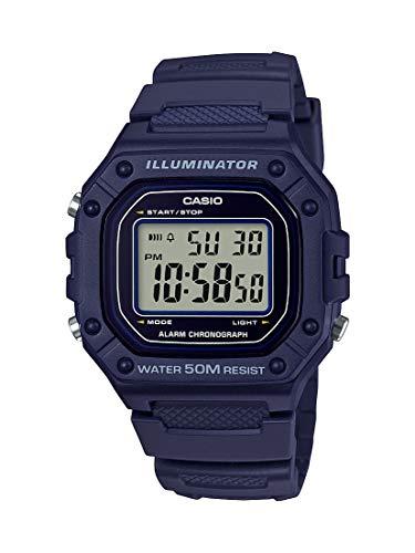 Blue Light Led Watch
