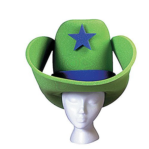 Green 40 Gallon Hat (40 Gallon Hat)