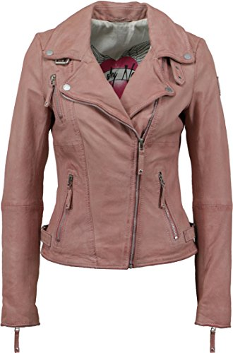 Donna rose Cappotto Freaky Rosa 4037 Nation Ssw Princess Biker qXXO0p6