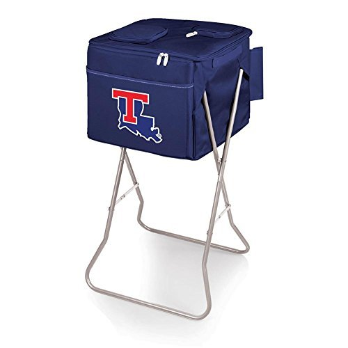 Party Cube Cooler with Folding Legs - COLLEGIATE by Picnic Time