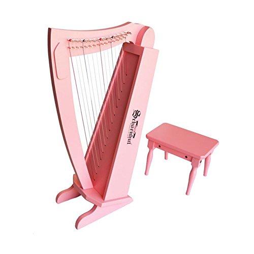 schoenhut-15-string-pink-harp