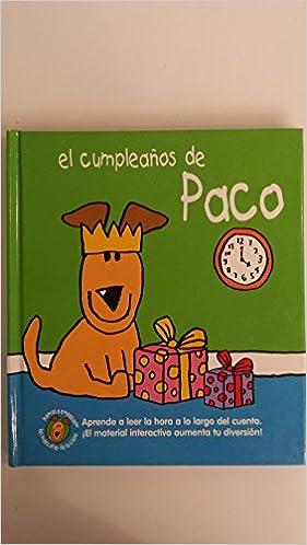 Amazon.com: El cumpleanos e Paco / Desmonds Birthday Party ...