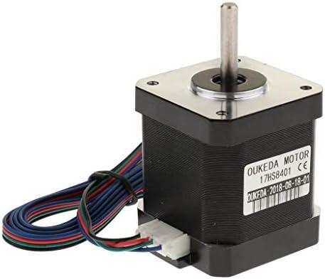 Amazon.com: Zamtac Stepper Motor 17HS8401 42x42x48mm 4Lead ...