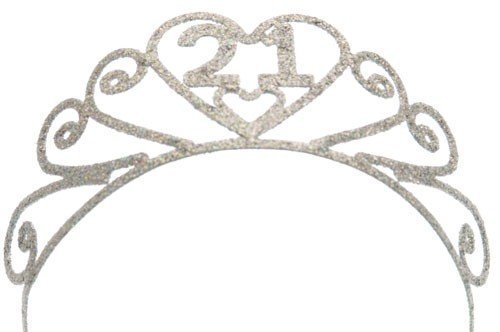 21st Birthday Hats (elope 21st Birthday Sparkle Tiara for)