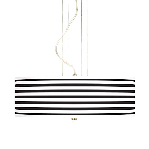 Black Horizontal Stripe 20