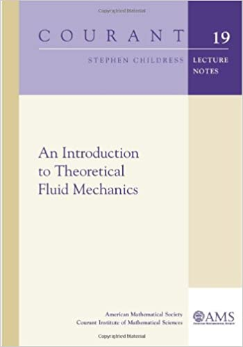 Fluid Mechanics Lecture Notes Pdf