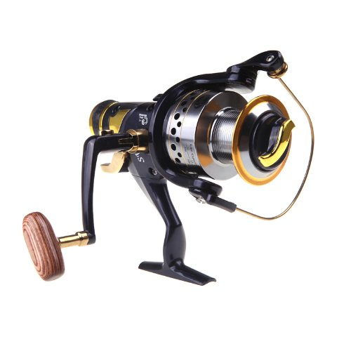 NEW 9+1BB Ball Bearings Left/Right Interchangeable Collapsible Handle Carp Fishing Spinning Reel Reels Pesca SW60 5.2:1