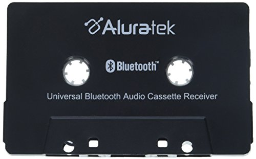 Aluratek ABCT01F - Universal Bluetooth Audio Cassette Receiver