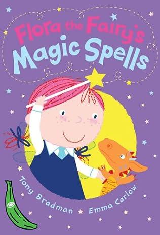 book cover of Flora the Fairy\'s Magic Spells