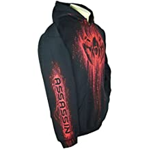 Sid Vicious League Of Legends Hoodie Custom Airbrushed Assassin Design