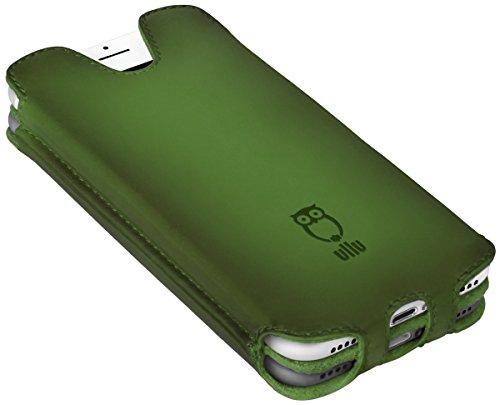 ullu Sleeve for iPhone 8 Plus/ 7 Plus - Lime Green UDUO7PVT93 by ullu (Image #1)