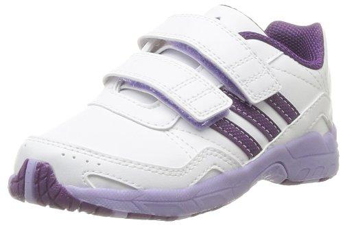 adidas Cleaser 2 Cf I - Zapatillas Unisex Niños Blanco / Morado