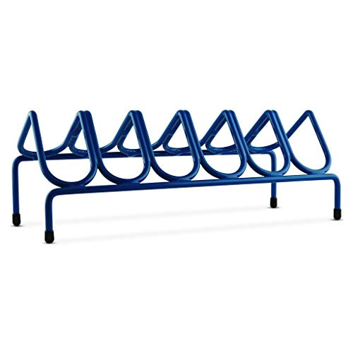 - VR6 Versatile Handgun & Pistol Rack (Holds 6 Guns) Royal Blue